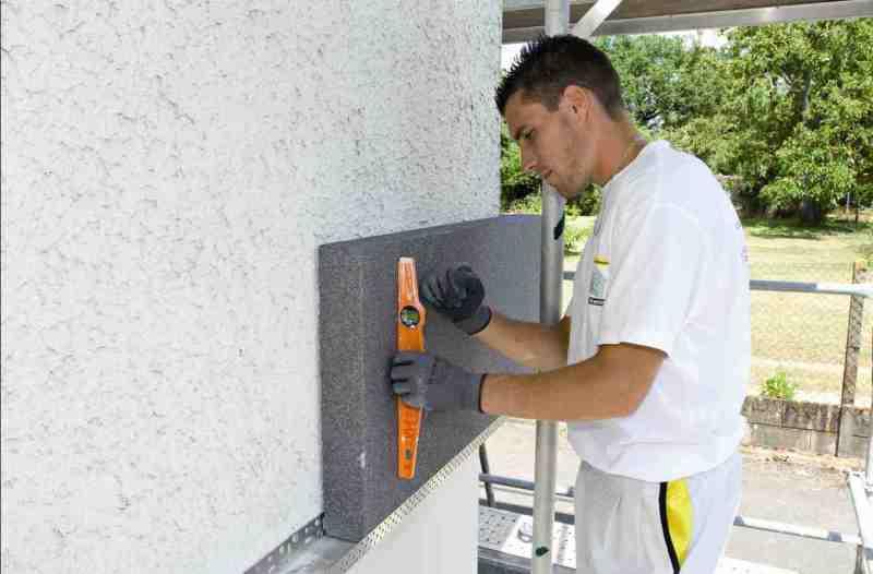 Isolation de l ext rieur isolation id es for Enduire un mur en pierre exterieur