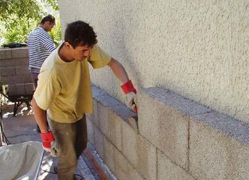 Quel isolant pour mur exterieur isolation id es for Crepi exterieur isolant thermique