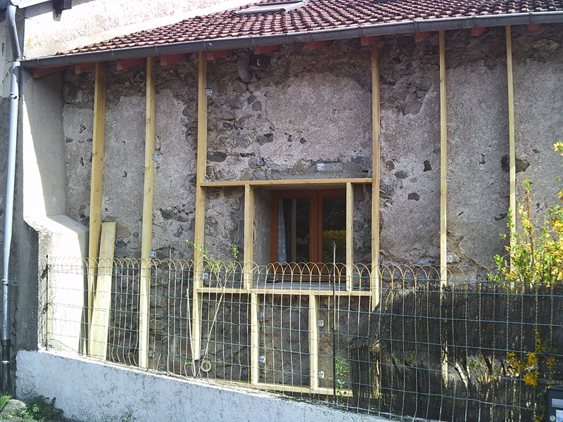 Isoler un mur ext rieur isolation id es for Exterieur maison en pierre