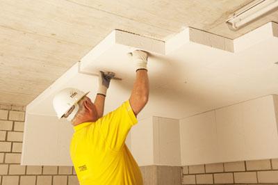 plaque isolante pour plafond garage isolation id es. Black Bedroom Furniture Sets. Home Design Ideas
