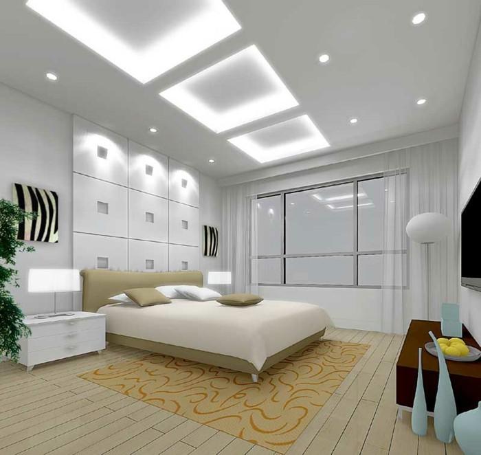 Faux plafond 2016 salon - Isolation idées