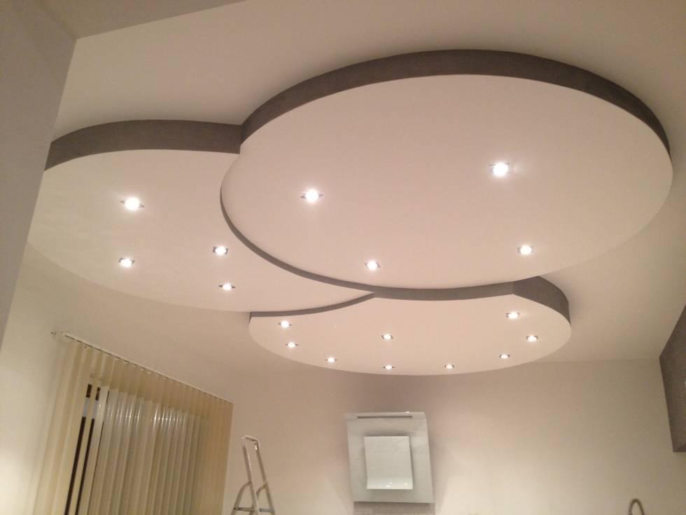 plafond suspendu lumineux isolation id es. Black Bedroom Furniture Sets. Home Design Ideas