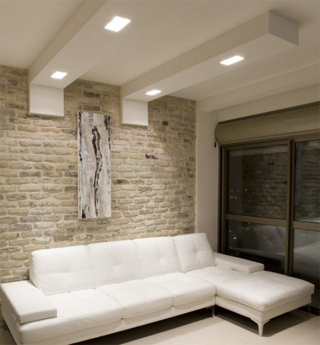 Super Faux plafond led salon - Isolation idées KS43