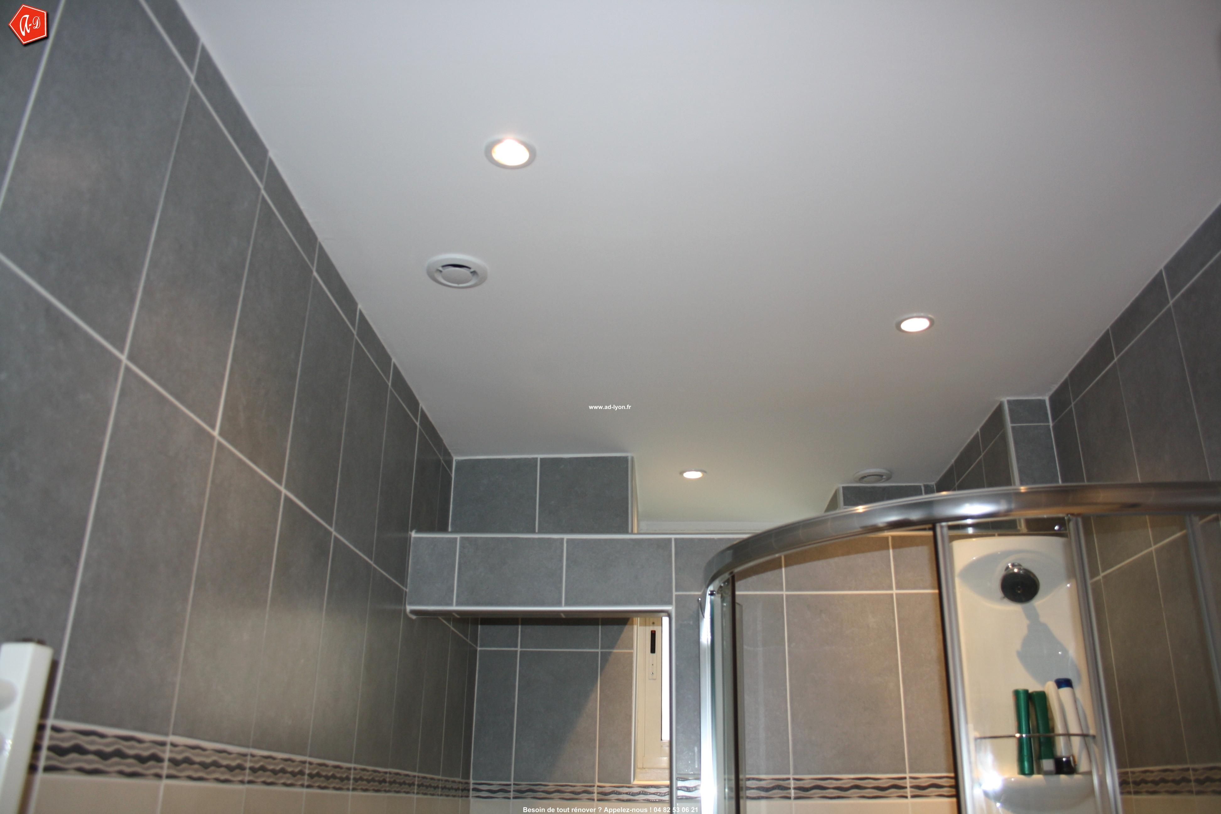 je veux trouver des luminaires et plus pour mon faux plafond pas cher ici plaque plafond salle de bain - Faux Plafond Salle De Bain Spot