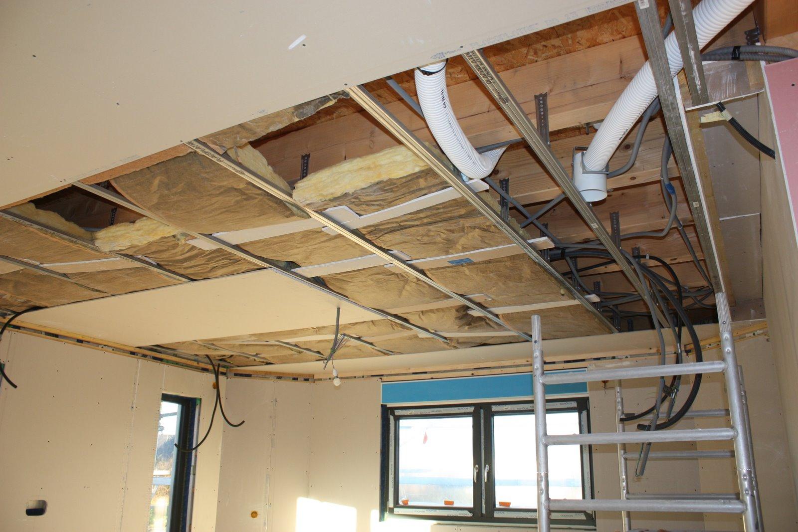 Isolant pour faux plafond isolation id es - Isolation faux plafond ...