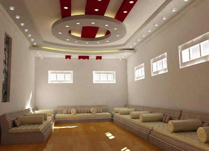 Top Faux plafond design salon - Isolation idées FV33