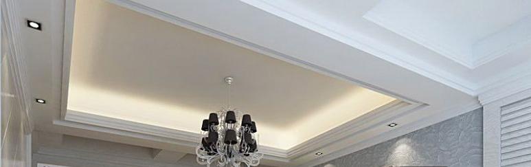 Extrêmement Le faux plafond en platre - Isolation idées BP26