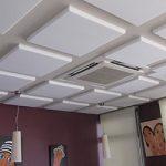 Rail pour plafond suspendu prix isolation id es for Prix faux plafond