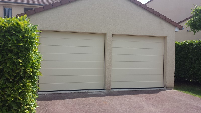 Porte de garage hormann lpu 40 isolation id es for Isolation porte de garage weldom