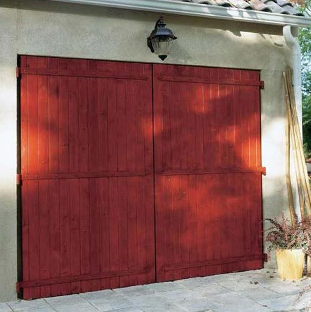 Porte De Garage Basculante Non Debordante Lapeyre Isolation Id Es