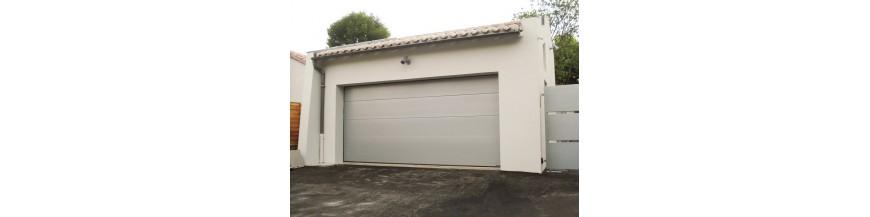 Porte de garage sectionnelle devis en ligne isolation id es for Isolation porte de garage enroulable