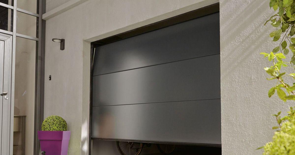 porte de garage basculante leroy merlin isolation id es. Black Bedroom Furniture Sets. Home Design Ideas
