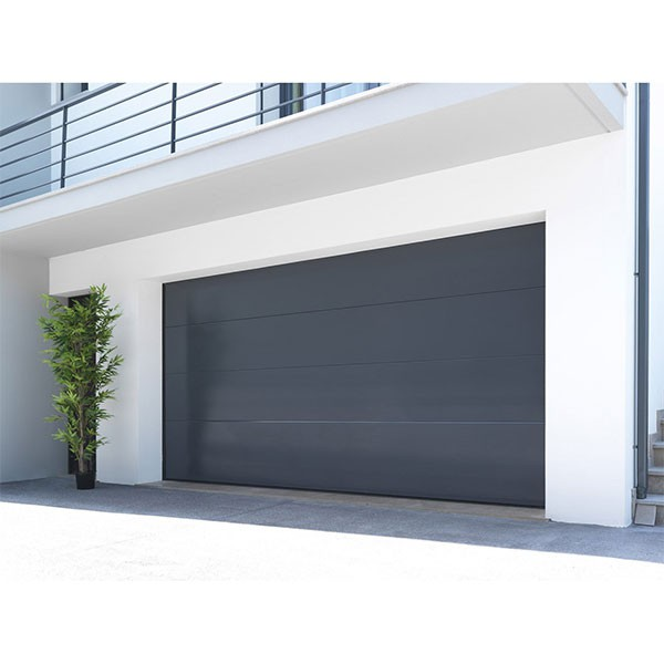 Porte De Garage Sectionnelle Motorisée Tubauto Tout Pour Votre Voiture
