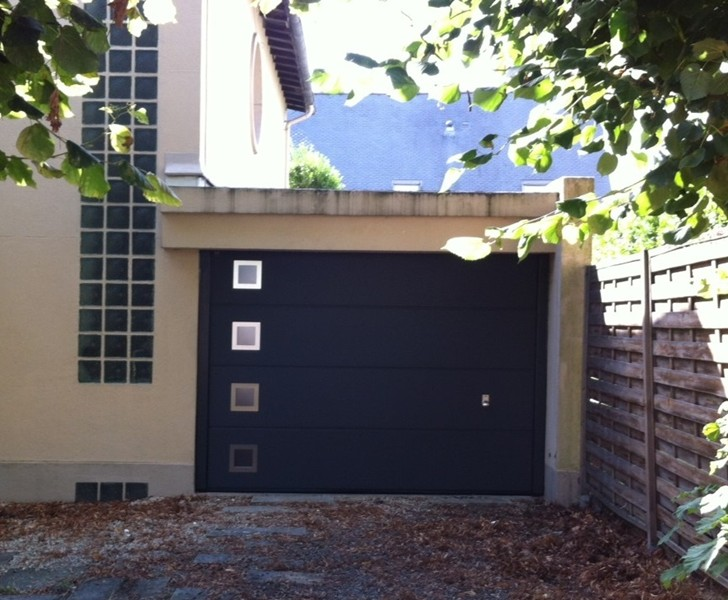 Porte de garage coulissante hormann prix isolation id es - Isolation porte de garage coulissante ...
