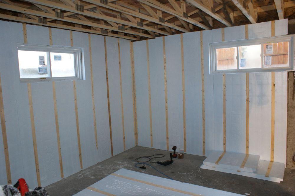 isolation sous sol isolation id es. Black Bedroom Furniture Sets. Home Design Ideas