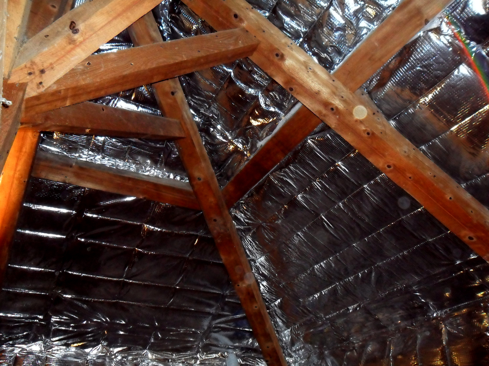 isoler une toiture isolation id es. Black Bedroom Furniture Sets. Home Design Ideas
