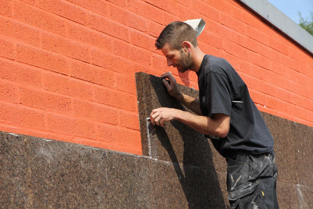 Affordable Materiaux Isolation Exterieur Matriaux Pour Isolation Par L  Extrieur With Isolation Mur Extrieur Maison