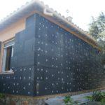 Isolation thermique exterieure renovation