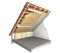 isoler un toit isolation id es. Black Bedroom Furniture Sets. Home Design Ideas