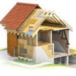 Coefficient isolation maison