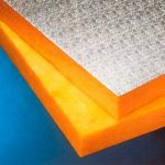 Plafond isolant thermique