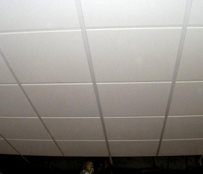 Avec quoi faire un faux plafond