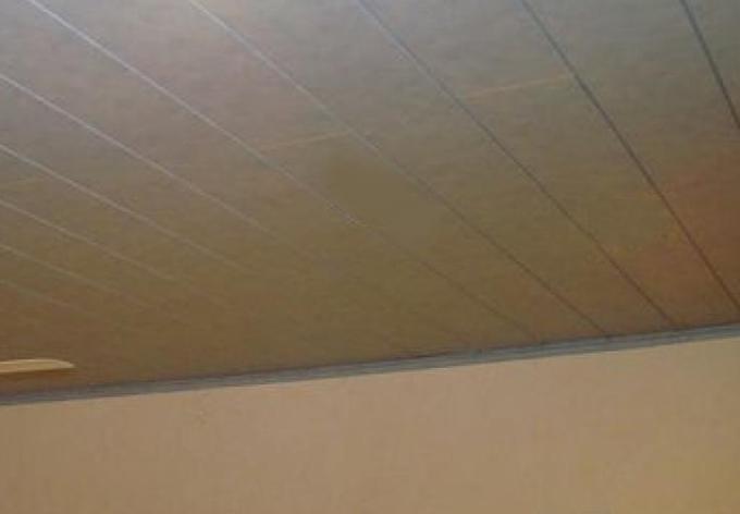 Plafond suspendu plastique isolation id es for Faux plafond pvc pas cher