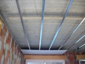 Plafond en placo isolation id es - Refaire un plafond en placo ...