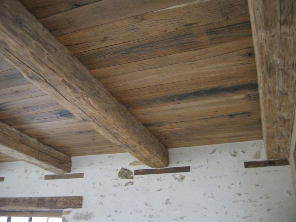 Materiaux pour plafond isolation id es for Materiaux faux plafond