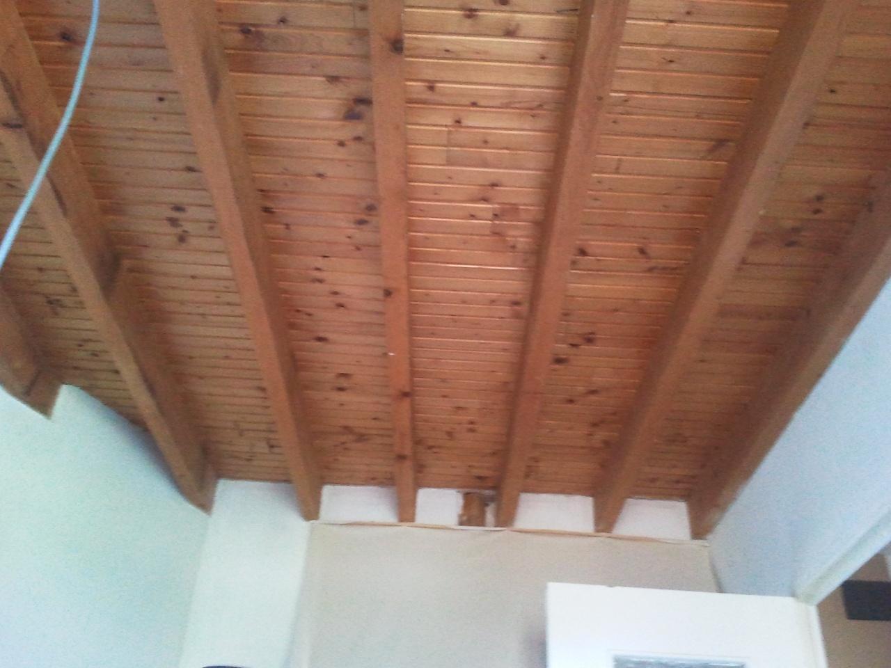 faux plafond en lambris isolation id es. Black Bedroom Furniture Sets. Home Design Ideas