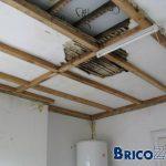 Structure pour faux plafond