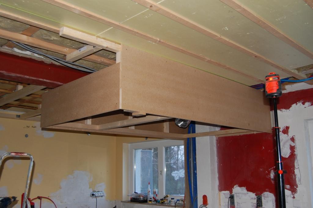 construction d 39 un faux plafond isolation id es. Black Bedroom Furniture Sets. Home Design Ideas