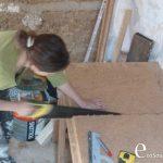 Isolation des combles en fibre de bois