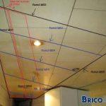Faire faux plafond
