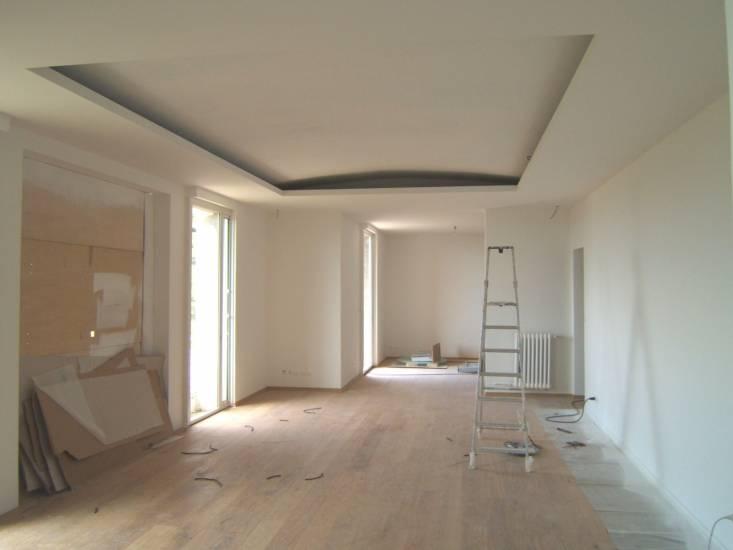 Faux plafond lumiere du jour isolation id es - Faux plafond suspendu lumineux ...
