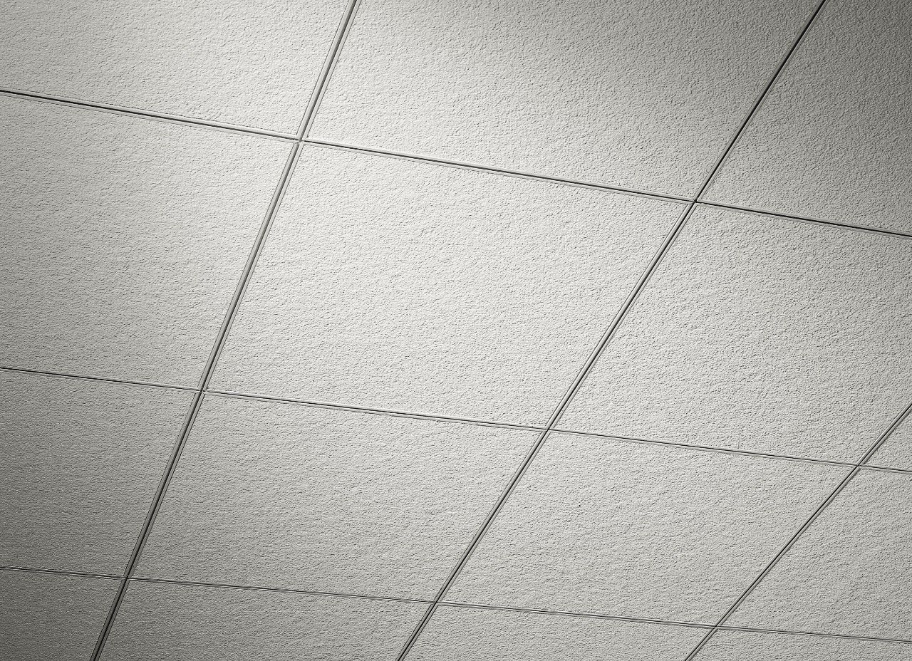 faux plafond suspendu usg isolation id es. Black Bedroom Furniture Sets. Home Design Ideas