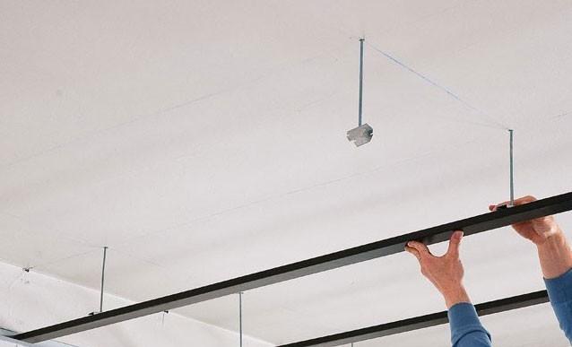 Faux plafond materiel isolation id es for Materiel faux plafond