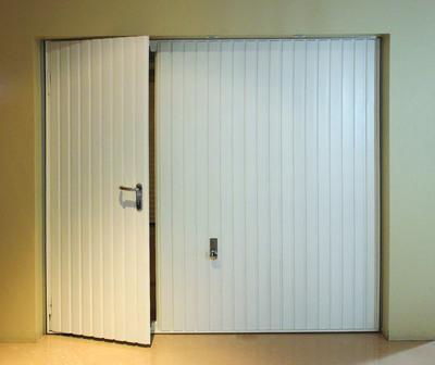 Porte de garage basculante tubauto isolation id es for Programmation porte de garage tubauto