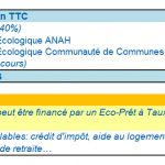 Isolation des combles deduction fiscale 2014