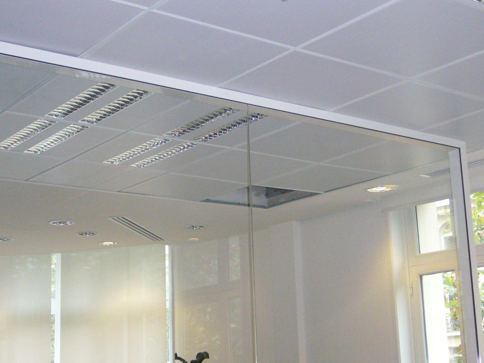 Faux plafond bureau isolation id es - Faux plafond coupe feu 1h ...