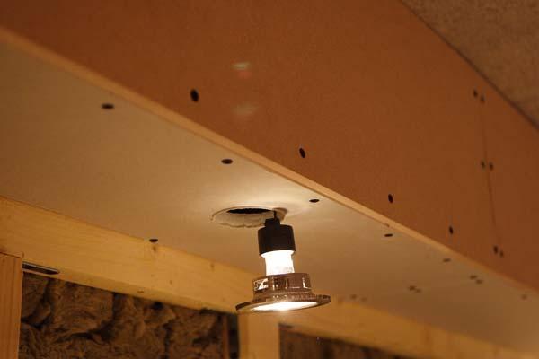 Faux plafond mdf isolation id es - Isolation phonique plafond suspendu ...