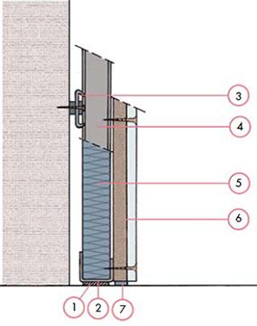 isolation acoustique fine mur isolation id es. Black Bedroom Furniture Sets. Home Design Ideas