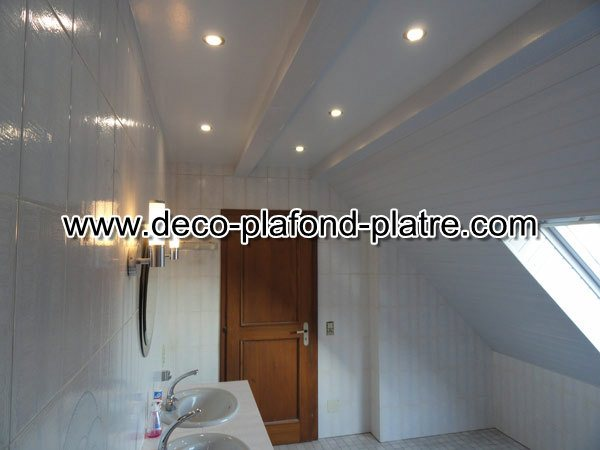 faux plafond wc isolation id es. Black Bedroom Furniture Sets. Home Design Ideas