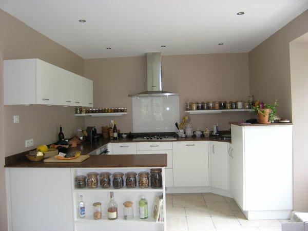 Plafond en platre pour cuisine isolation id es - Plafond suspendu cuisine ...