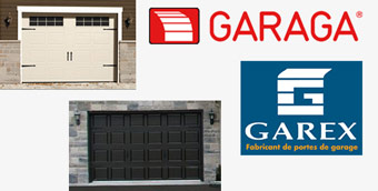 Porte de garage garex isolation id es for Porte de garage weber