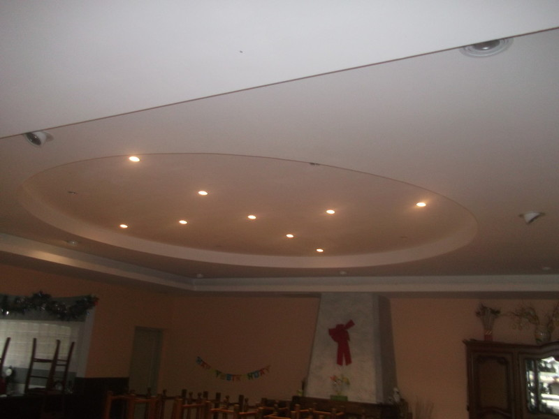 Faux plafond en ba13 isolation id es for Realiser faux plafond ba13