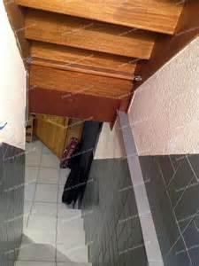 Isolation phonique escalier bois