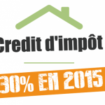 Credit d'impot 2015 sur isolation des combles
