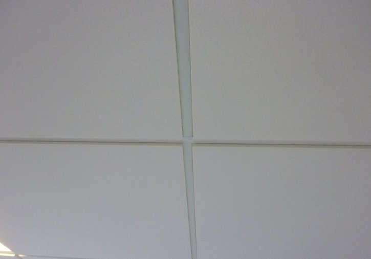 Plafond Suspendu Dalles  Isolation Ides