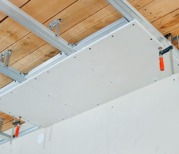 Quel artisan pour faux plafond
